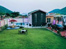 Jannat, hotel with jacuzzis in Udaipur
