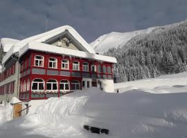 Landhaus Bad Hopfreben, Pension in Schoppernau