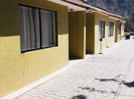 HOTEL HR LAS HERAS, hotel en Copiapó