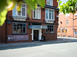 Belgrave Hotel, hotel near Beeston Castle, Chester