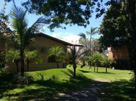 Pousada Cheiro de Mato, apartment in Bonito