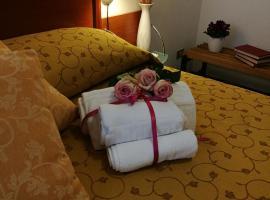 HOTEL PRINCIPE, hotel dicht bij: Luchthaven Forli - FRL, Forlì
