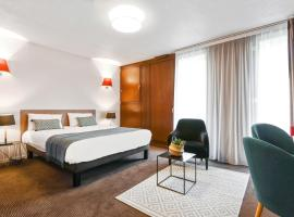 Appart'City Confort Lille Grand Palais, hotel in Lille