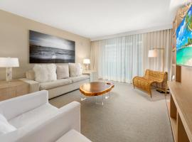 1 Bedroom Ocean View located at 1 Hotel & Homes Miami Beach -1211, serviced apartment in Miami Beach