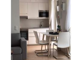 City Charmig Apartment, apartment in Stockholm