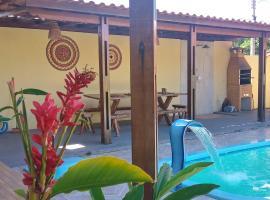Pousada Chalé dos Milagres, hotel in São Miguel dos Milagres