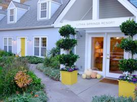 Lithia Springs Resort, hotel in Ashland