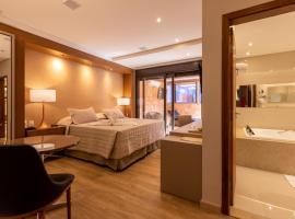 Hotel Bahamas, hotel in Dourados