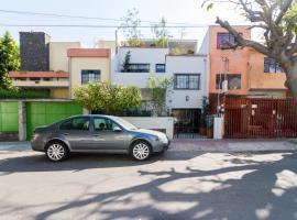 Casa Alexia, hotel in Guadalajara
