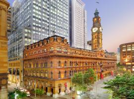 The Fullerton Hotel Sydney,雪梨的飯店