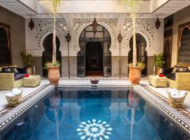 Riad Touda, riad à Marrakech