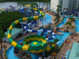 Splash Harbor Water Park Resort, hotel en Clearwater Beach
