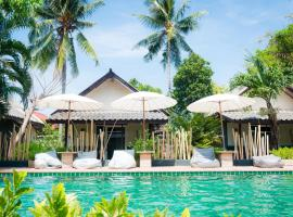 Oasis Yoga Bungalows, guest house in Ko Lanta