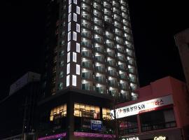 진주에 위치한 호텔 골든튤립 호텔 남강