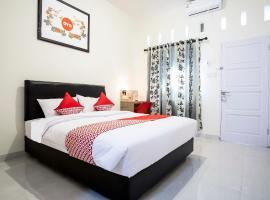 OYO 873 Kamani Homestay Syariah, hotel di Medan