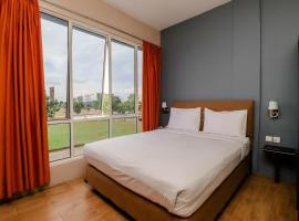 Blitz Hotel Batam Tanjung Uncang, hotel in Sekupang