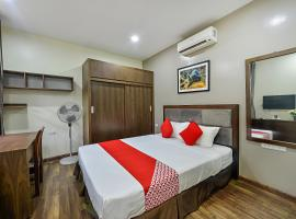 OYO 497 Hoang Gia Hotel, отель в Хошимине