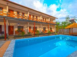 Jeri Home Stay, hotel in Kuta Lombok