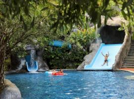 Padma Resort Legian, accessible hotel in Legian