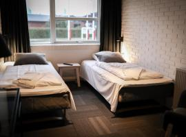 Dolphin Hotel Herning, hotel i Herning