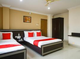 OYO 63152 Pleasant Stays, hotel near Chennai International Airport - MAA, Chennai
