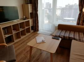 Apartments in Bratislava near Hockey stadium and City center, hotel near Ondrej Nepela Arena, Bratislava
