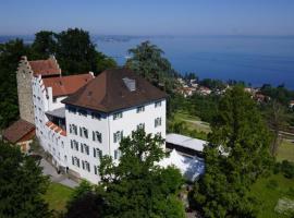 Schloss Wartensee, Hotel in der Nähe vom Flughafen St. Gallen-Altenrhein - ACH,