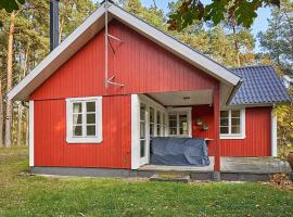 6 person holiday home in Aakirkeby, vacation home in Vester Sømarken