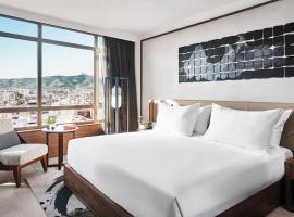 Nobu Hotel Barcelona, hotel near Cornellà Centre Metro Station, Barcelona