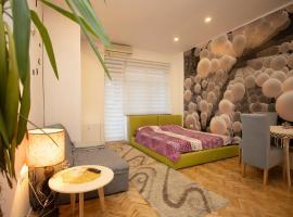 Apartment Paula in Nusiceva, apartman u Beogradu