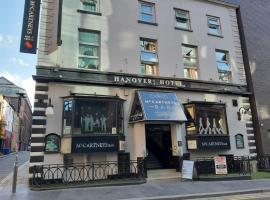 Hanover Hotel & McCartney's Bar, hotel in Liverpool
