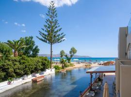 Kalyves Beach Hotel, hotel in Kalyves