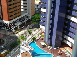 Apartamento na Beira-Mar Fortaleza, apartment in Fortaleza