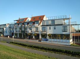 Vier Jahreszeiten Bensersiel, Hotel in Bensersiel