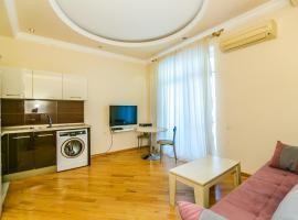 Apartment in Boulevard, hotel em Baku