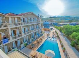 Hotel Emilia, hotel in Tsilivi