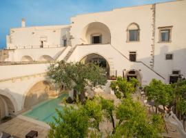 La Sommità Relais & Chateaux, hotel a Ostuni