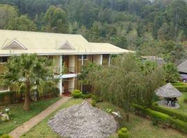 Tumaini Hostel, hotel in Lushoto