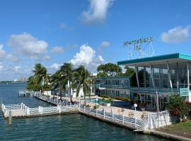 International Inn on the Bay, hotell i Miami Beach