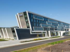 Hilton Aberdeen TECA, accommodation in Aberdeen