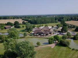 Weald of Kent Golf Course and Hotel, hotel in Headcorn