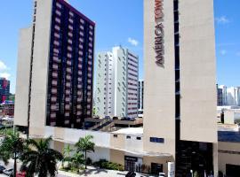 America Towers Hotel, hotel near Iguatemi Shopping Mall, Salvador