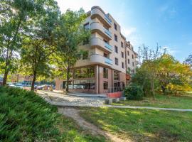CityHome Aparthotel, hotel in Sofia