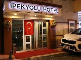 Hotel Ipekyolu, hotel in Sapanca