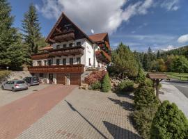 Hotel Resort Martin & Kristyna, отель в городе Шпиндлерув-Млин