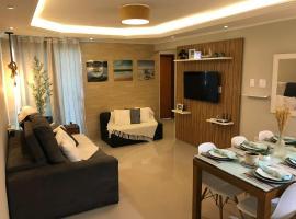 Luxuoso apartamento Residencial Marina Clube - 4, pet-friendly hotel in Cabo Frio
