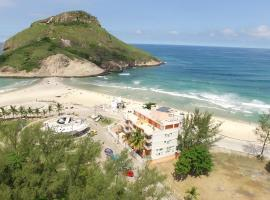 KS Beach Hotel, hotel near Grumari Beach, Rio de Janeiro