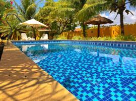Pousada Costeira da Barra, hotel in Maragogi