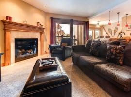 Park Place B102, apartment in Breckenridge