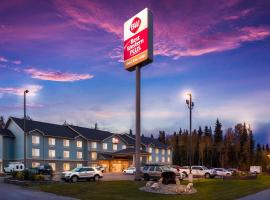 Best Western Plus Chena River Lodge – hotel w mieście Fairbanks